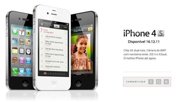 Apple Launches IPhone 4S In Brazil Taiwan Russia And More