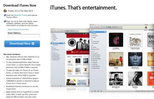 Apple releases itunes 10. 5 – macstories.