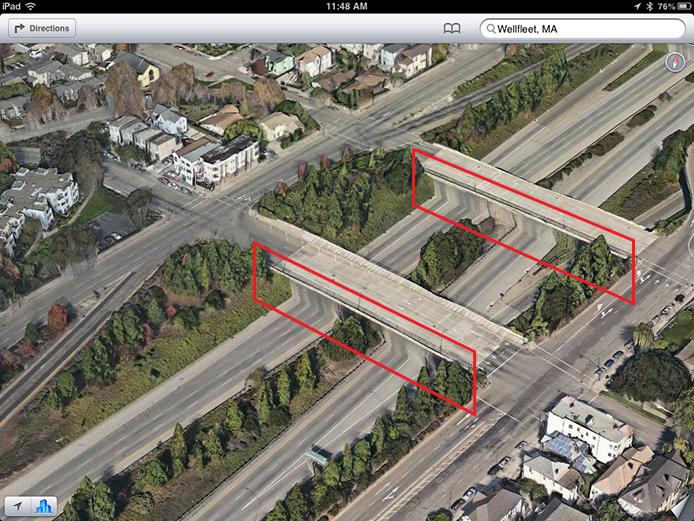 Apple Hiring Developers To Work On Widelycriticized IOS Maps - Dynamic us map flyover