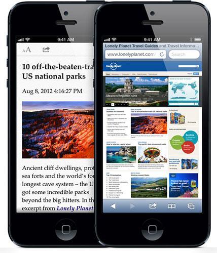 download file s3 safari mobile