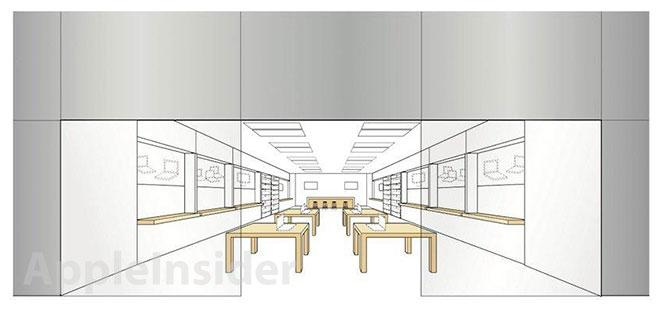 apple successfully trademarks apple store design and layout