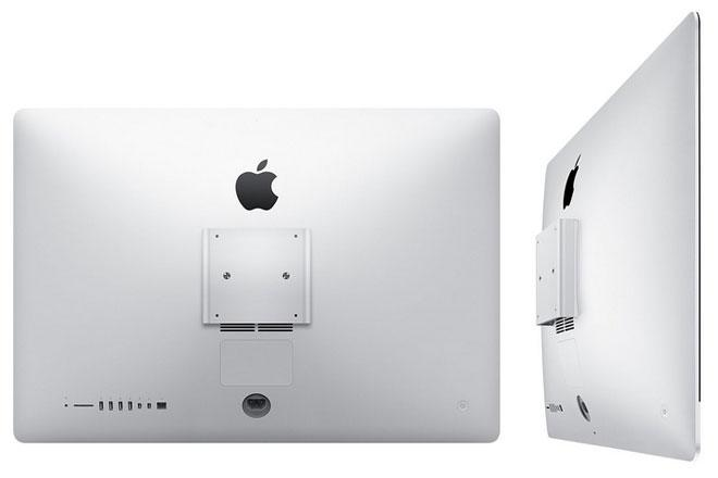 Apple Now Offering Imacs With Built In Vesa Mount Adapters