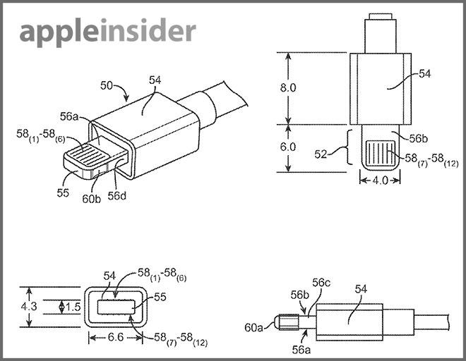 apple researching advanced hybrid fiber optic connectors