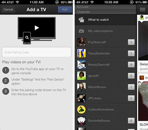 YouTube for iOS updated with live streaming, new 'My ...
