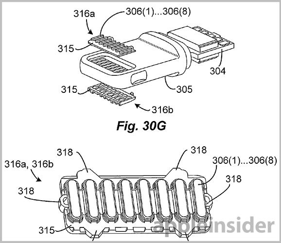 Apples Lightning Connector Finally Detailed In Patent Filing
