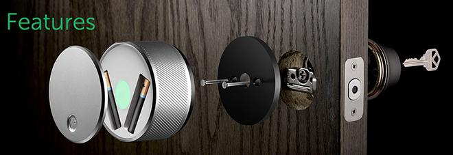 Yves Behar Announces August Iphone Controlled Smart Lock