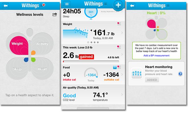Withings приложение скачать - фото 8