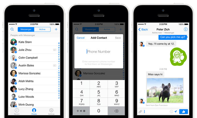 how to download contacts on facebook