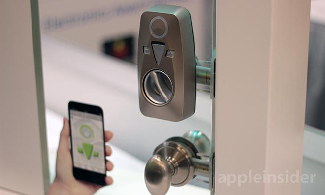 Hands On Okidokeys 39 Ios Connected Door Lock And Smart Keys