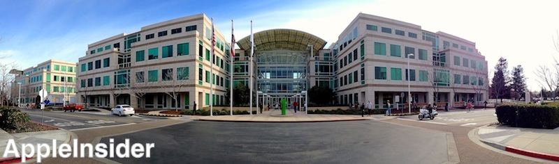 1 Infinite Loop Apple HQ
