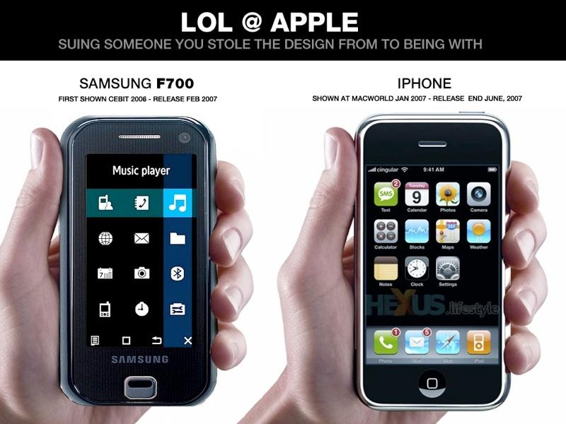 WHICH CAME FIRST IPHONE OR SAMSUNG