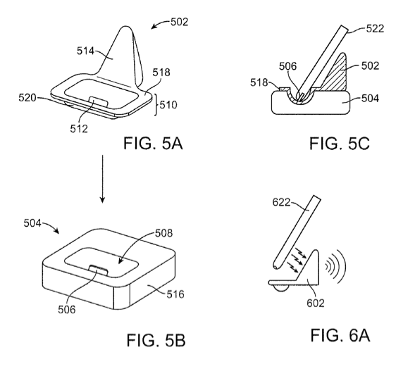 apple patent batch includes inductive charging  antenna