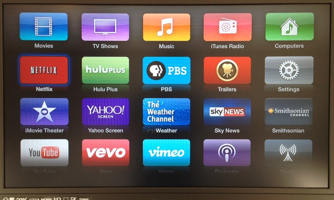 can you add channels to apple tv