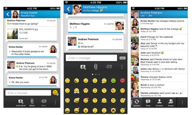 BlackBerry begins rolling out ...
