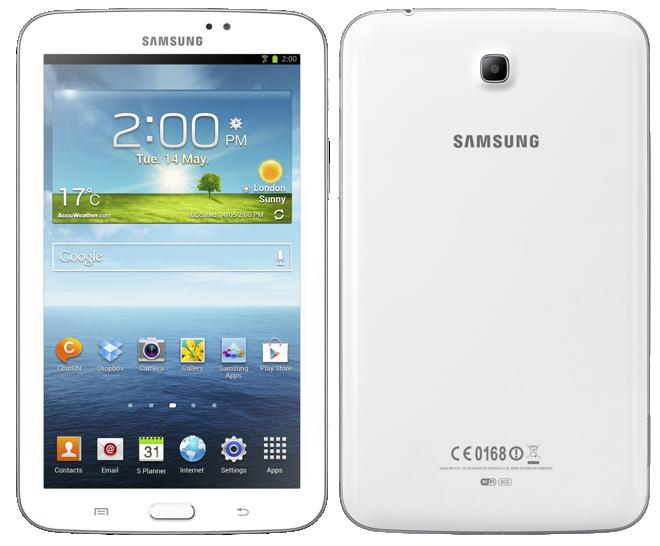 "Samsung's new 7"" Galaxy Tab 3 to take on Apple's iPad mini ..."