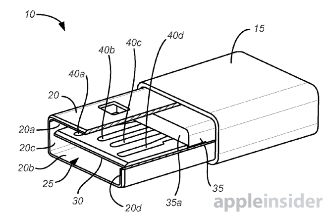 apple u0026 39 s interest in reversible usb plugs detailed in new