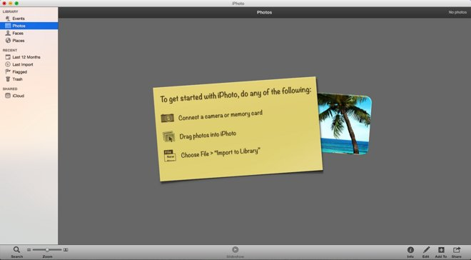 How To Safely Move Your Mac S Iphoto Library Onto An