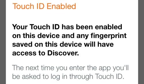 sécurité iphone 6 id