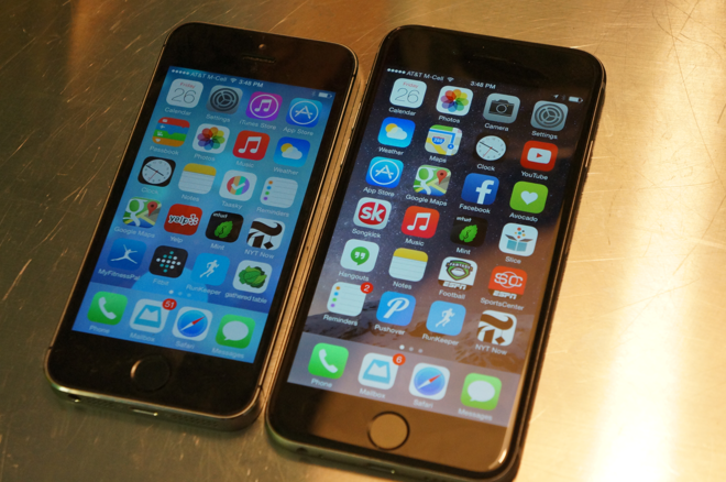 adapting to change a review of apple s larger 4 7 inch iphone 6 vs