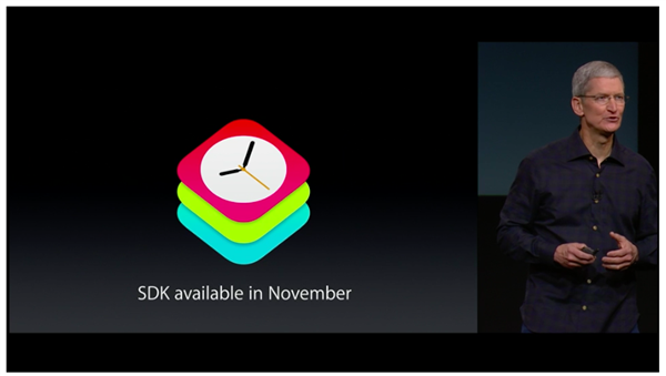 Apple says WatchKit SDK will let developers begin writing ...