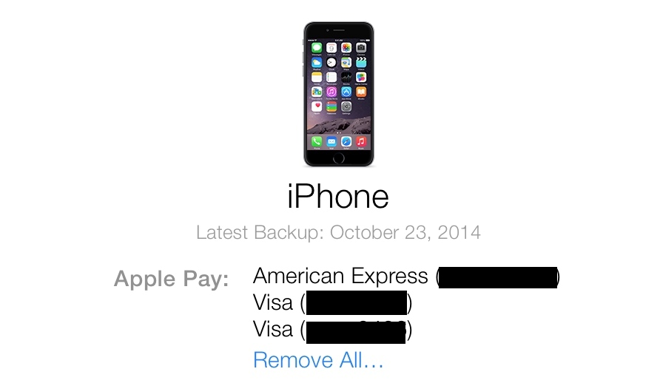 how to change credit card on icloud account