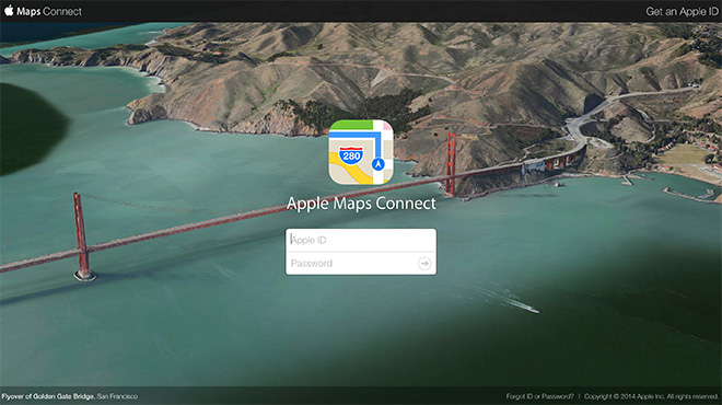 how to make apple maps talk