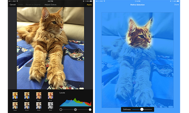 how to take live photos on ipad air
