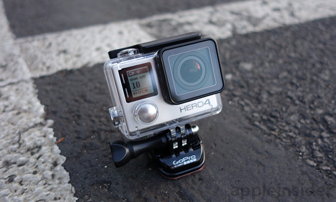 That Saw An Upgraded High End Model Push Older Products To Lower Price Points For 2014 GoPro Debuted Three Entirely New Tiers With The Hero 4 Black