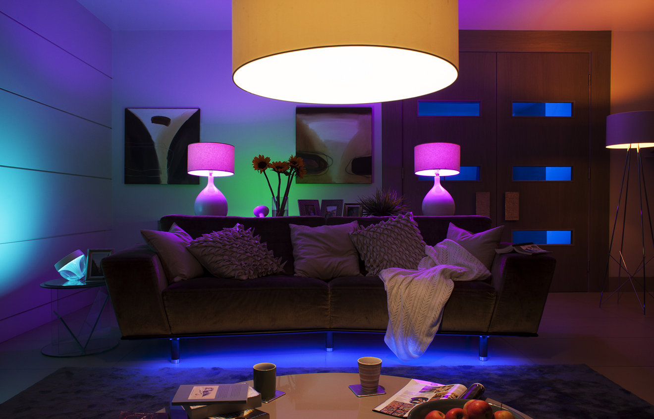 philips hue connected bulbs now supported by over 200 third party ios apps. Black Bedroom Furniture Sets. Home Design Ideas