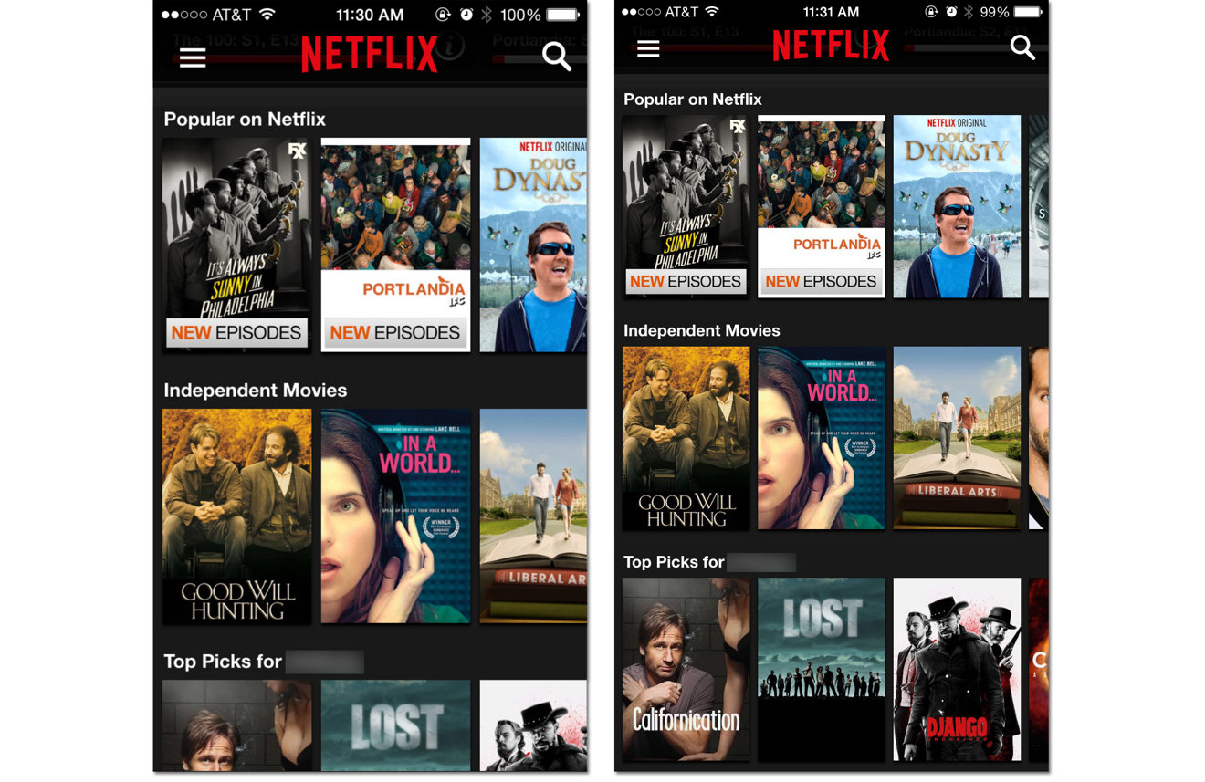Netflix 7 for iOS - Free downloads and reviews - CNET ...