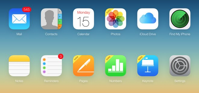 How to use iCloud Drive on the Web, iOS and OS X