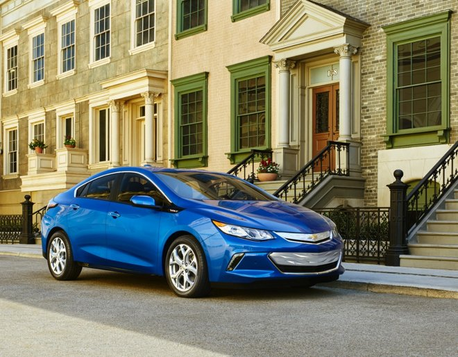 Chevy S Volt Hybrid Electric Car Will Feature Support For