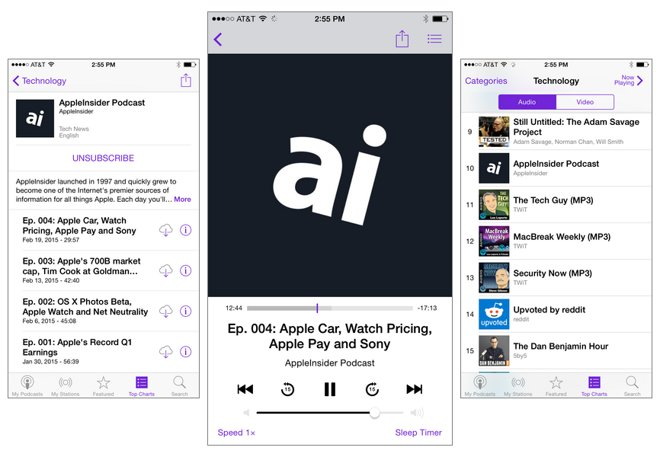 Thanks to 'Serial' & Apple's Podcasts app baked into iOS 8 ...