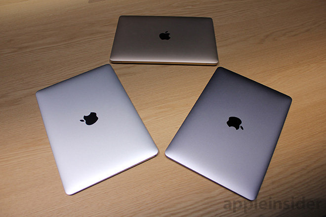"First look: Hands-on with Apple's all new 12"" MacBook with ..."
