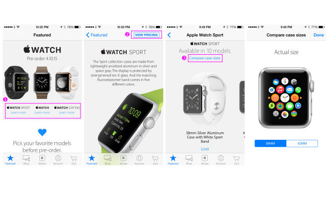 Choosing your Apple Watch: Which size and material are right for you?