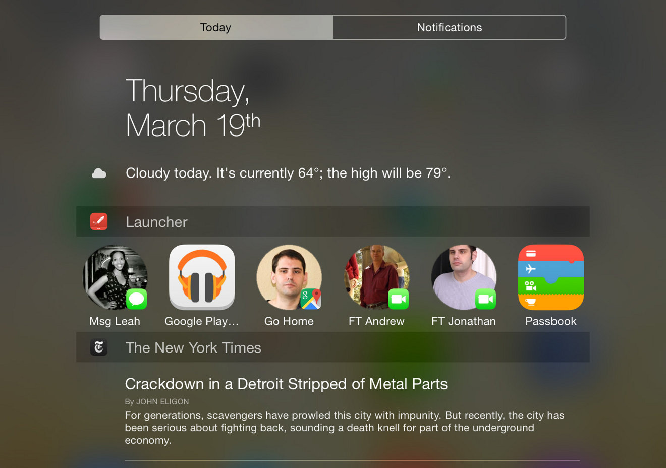 Fully Functional Launcher Returns To App Store Pixelmator