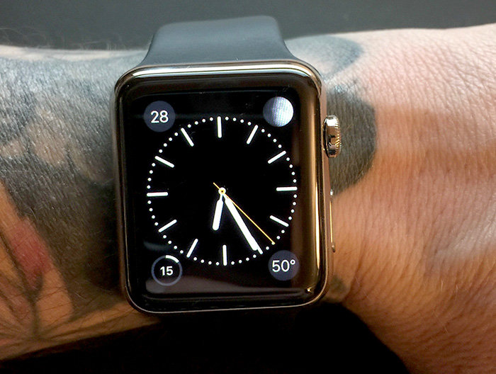 Apple Watch wrist detection failing with some tattoos, users complain