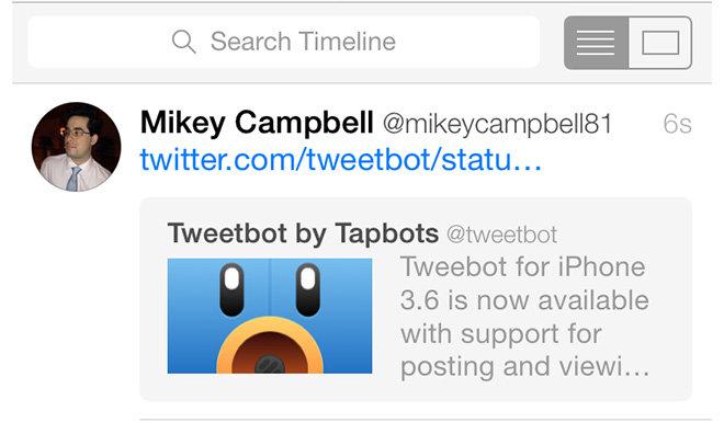 Quote Tweet Simple Tweetbot Updates IOS App With New Twitter 'Quote Tweet' Format