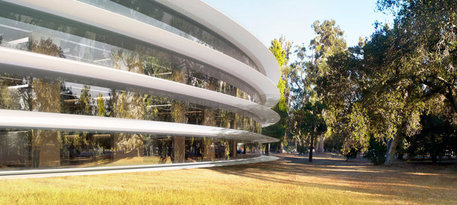 Apple Is Signing On A New General Contractor To Help Finish Campus 2 The Companys Upcoming Ring Shaped Headquarters Being Constructed In Cupertino