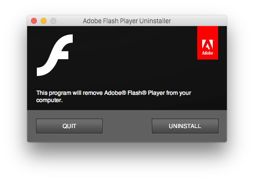 Appleinsider Shows You How To Uninstall Flash From Your Mac And What To Do If You Cant Live Without It