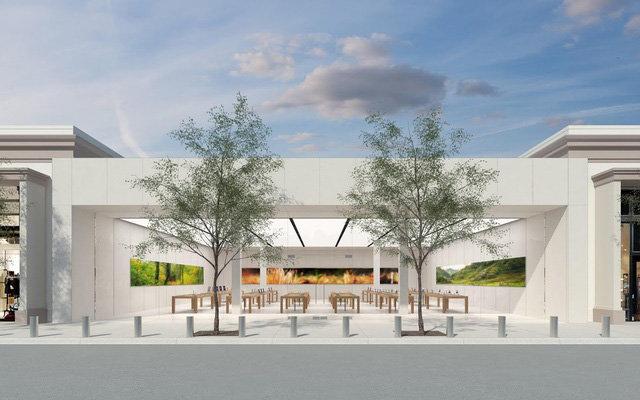 Documents reveal apple 39 s secretive next generation retail for Michaels craft store memphis tn