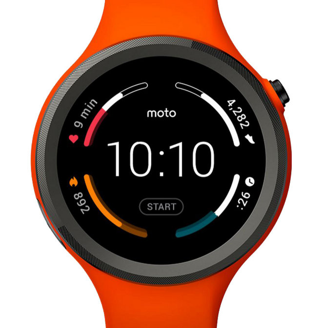 motorola 360 sport. motorola debuts second-gen moto 360 smartwatch, first-gen sport t
