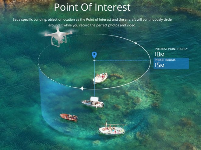 DJI Has Warned That Its New Intelligent Flight Modes Are Only Available When Sufficient GPS Signal Is Pilots Also Advised To Keep The