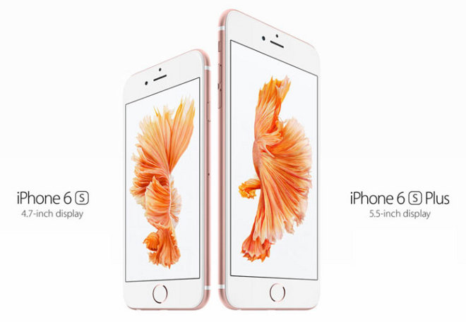 Giveaway iPhone 6s Plus 256gb