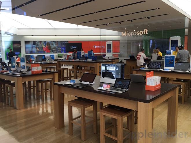 Portland Microsoft Store