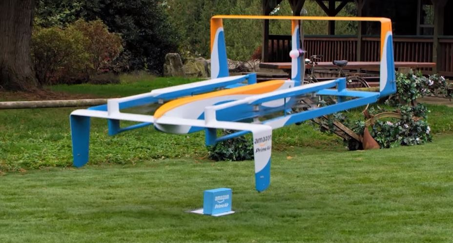 Amazon teases new details of planned Prime Air drone ...