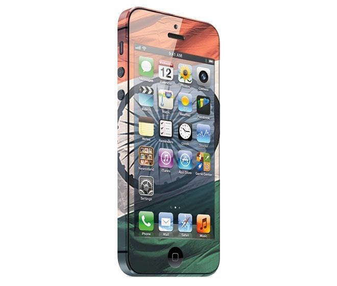 Iphone 4 4s 5 5s price in india