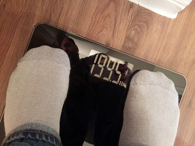 balance smart weigh