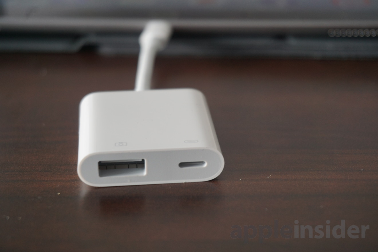 First Look Apple S New Usb 3 Lightning To Usb C Cable And