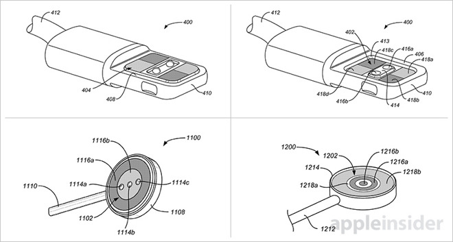 Apple Patent For Stackable Smart Connector Plugs Improves